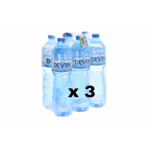 Devin non-carbonated 18 x 1.5L (3 blocks)